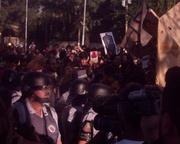 Fora a Repressão Policial na USP.