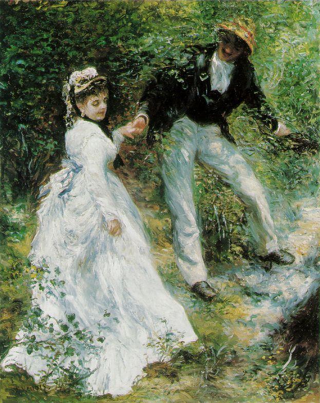 Promenade - Renoir