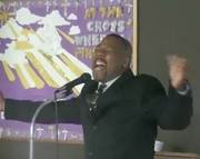 Voice praising God in Pasadena, Ca