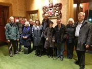 Golden Lane residents at the recent Wardmote