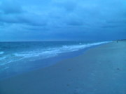 Delray Beach. Evening stroll.