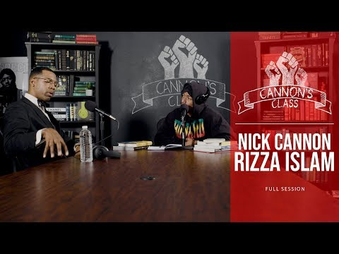 [Full Session] Rizza Islam on #CannonsClass
