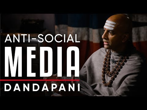 IS SOCIAL MEDIA MAKING US ANTI SOCIAL? - Dandapani | London Real