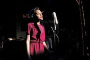 Michele as Billie Holiday