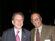 Senator  Arlen Specter & Me