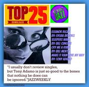 Top 25 Allaboutjazz Tony Adamo