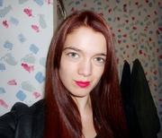NEW RED HAIR!!