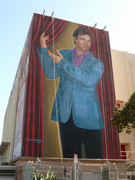 Hollywood High School Auditorium - John Ritter Panel