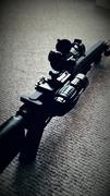 Battle gun