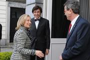 Di Rupo meets Hillary Clinton
