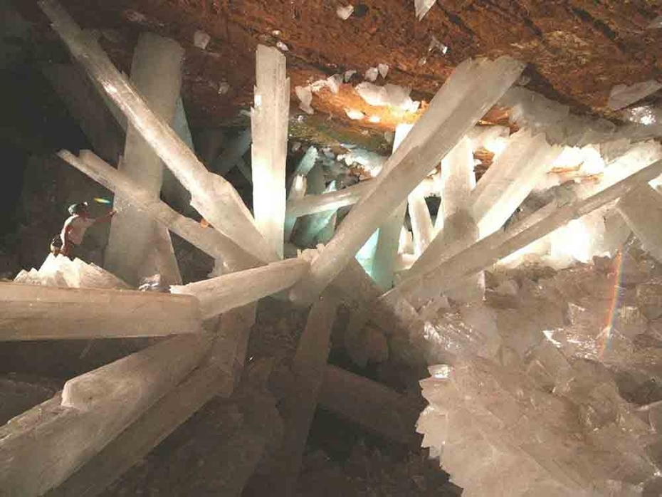 Sacred Crystal Caves Mexico