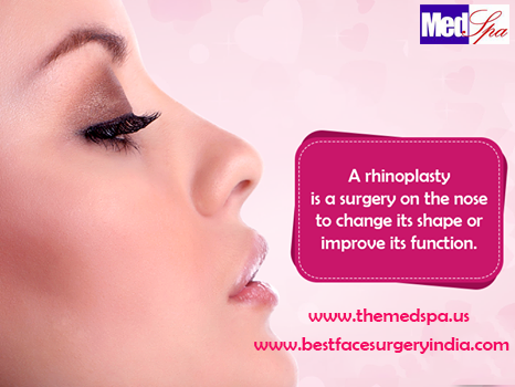Are you worried because of the shape and size of your nose?