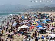 Santa Monica Beach www.latraveltours.com