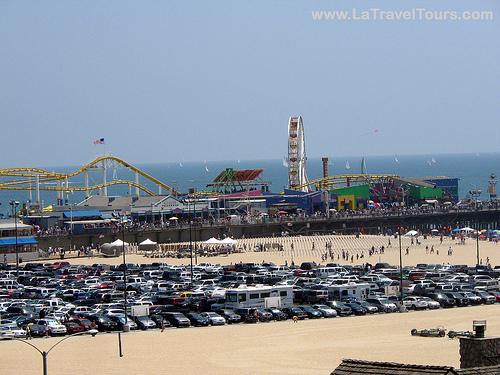 Santa Monica Beach Tour www.latraveltours.com