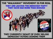 Walking Away From Dems