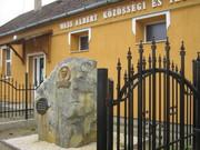 Érpataki  Trianoni emlékmű és Wass Albert szobora és emlékháza. 016