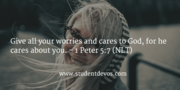 daily-devotion-daily-bible-verse-worries-cares