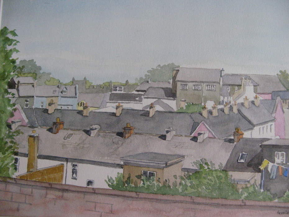 Wexford Roofscape