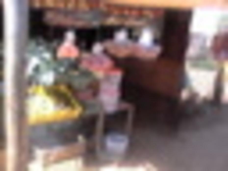 Gabon KLAAS tuck shop