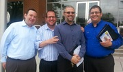 4 Davids - Networking in Baltimore