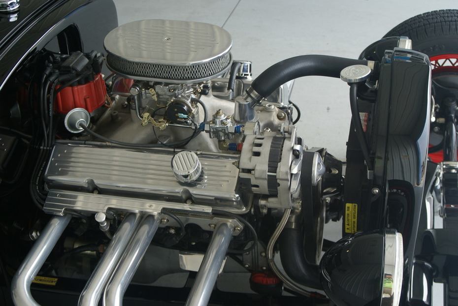 29 ford engine