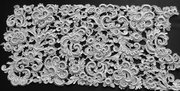 machine needle lace featured in Anne Kraatz book LACE