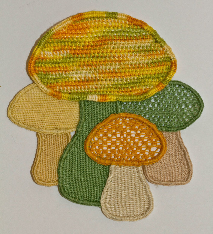 Mushrooms-in-Needlelace