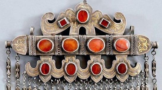 Karakalpak adornment