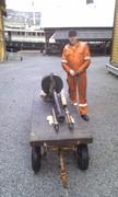 DS Stord 1 maskinarbeid