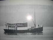 DSCN1283. M/S Fjordgubben, eks. M/S Lønningdal I, eks. M/S Hernil, som gjekk i rute i indre Hardanger før M/S Granvin.