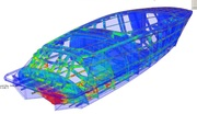 X30S  Runabout  Structural Analysis via Scan and Solve