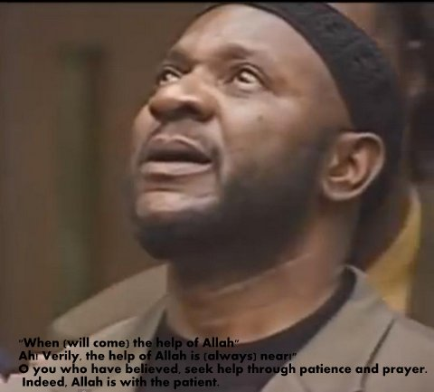 Muhammad Atiba (Darryl) Hunt