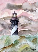 st-augustine-lighthouse-painting