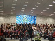 Choir in SDA Church in São Paulo-Brazil
