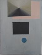 """Silvia Krivosikova,""""Equilibrium"""",30x40cm, acril/canvas, 2010"""