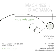 Cath Ferguson / Machines and Diagrams