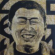 小岗村人系列人物之十五(90X91)2007-2009