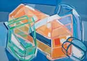 bettinavazguimaraes semtitulo serie compartimentos 2012 tinta acrilica sobre tela 140x200cm
