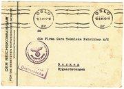 briefstempel  WWII