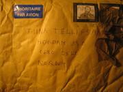 Posten Norge AS ødlegger for min Estland samling med teip!;(