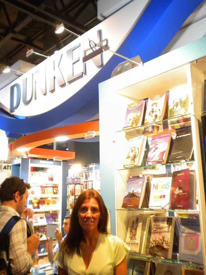 """Feria del libro 2013 """"Niños Brillantes ¡¡¡Todos lo son!!! E.Dunken"""