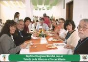 7º Congreso Internacional Talento de la Niñez (Organizadores)