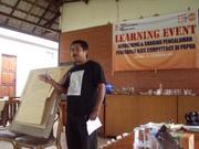 AAR Presentation after visiting community