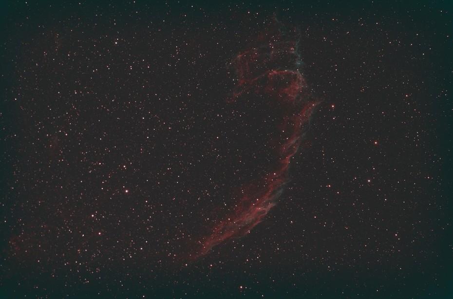 Slöjnebulosan NGC6992 C33