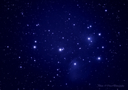 M45 Pleiaderna