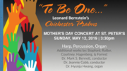 To Be One Concert