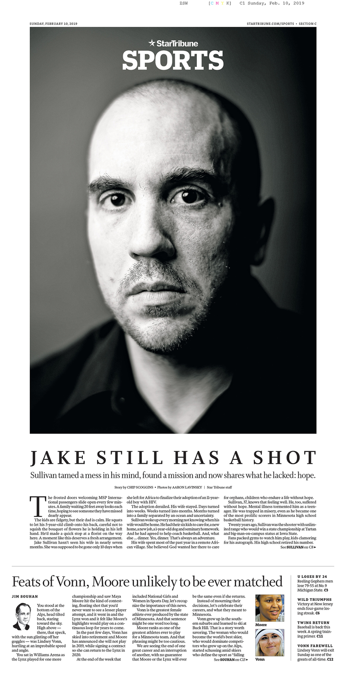 Jake Sullivan Cover