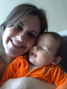 07072009742 Foto de mãe e filho