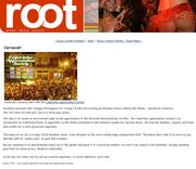 CAS na ROOT Magazine (São Francisco)