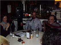 Eduardo Gudin no Bar do Alemao